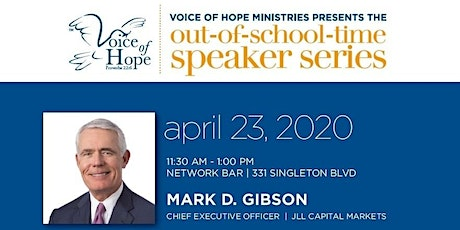 The Out-of-School Time Speaker Series April 2020 tickets
