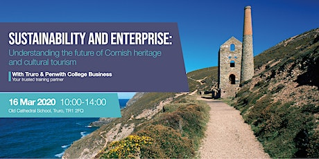 Sustainability and Enterprise: Understanding the future of Cornish heritage tickets