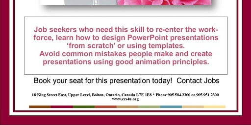 POWERPOINT FOR THE WORKPLACE