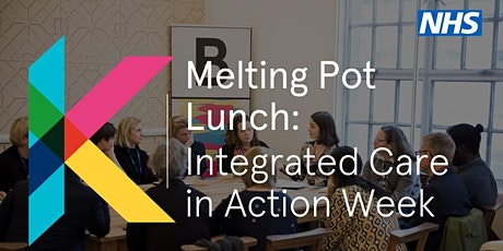 Melting Pot Lunch: Population Health Management tickets