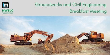 Groundworks and Civil Engineering Breakfast Meeting tickets