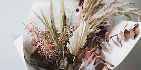 Dried Flowers Workshop with artist Sophie Kim tickets