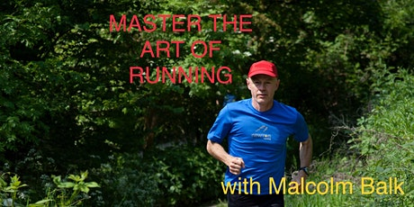 The Art of Running with Malcolm Balk  tickets