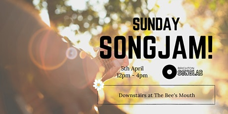 Sunday SongJam!: Songwriting Workshop tickets