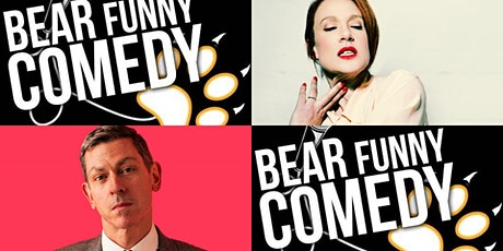 Bear Funny Comedy Edinburgh Previews: Sara Barron & David Mills tickets