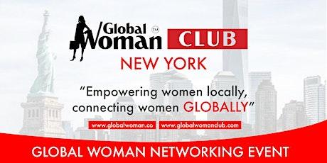 GLOBAL WOMAN CLUB NEW YORK: BUSINESS NETWORKING BREAKFAST - JUNE tickets