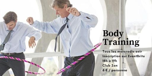 Body Training NP6 & WS // 04.03.20