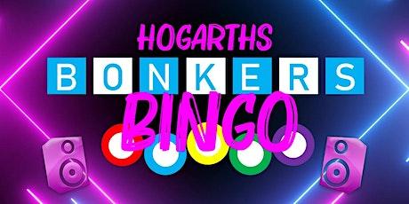 Hogarths Bonkers Bingo! tickets