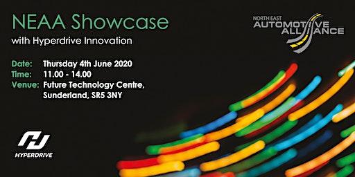 NEAA Showcase at Hyperdrive Innovation