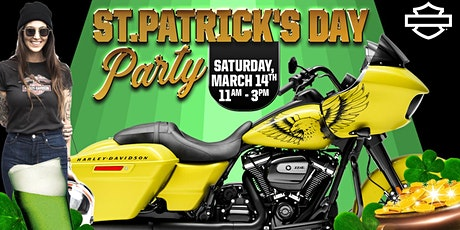 St. Patrick's Day Party tickets