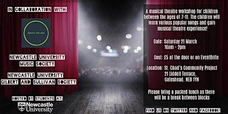 Curtain Calls: A Musical Adventure tickets