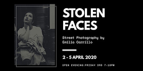 STOLEN FACES | Street Photography tickets