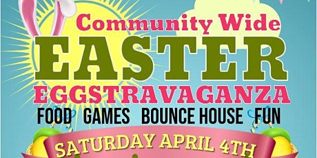 Community Wide Easter Eggstravaganza tickets