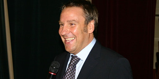 Peterborough Sports Lunch Club Supporting SportsAid Guest Paul Merson