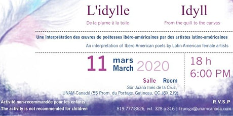 Vernissage de l'exposition 'L'idylle' / Opening to the exhibition 'Idyll' tickets