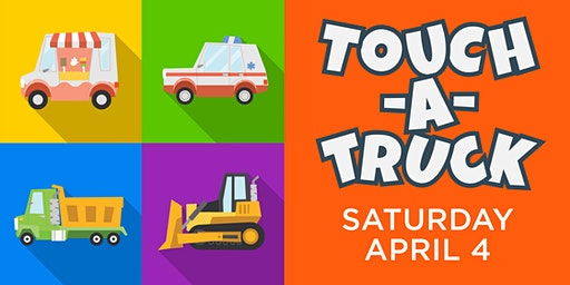 Touch A Truck at TrailMark