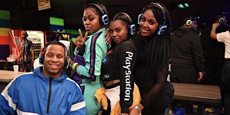 "Urban Fêtes: SILENT ""R&B vs TRAP"" PARTY ATL tickets"