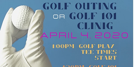 Golf Outing OR Golf 101 Instructional Clinic tickets