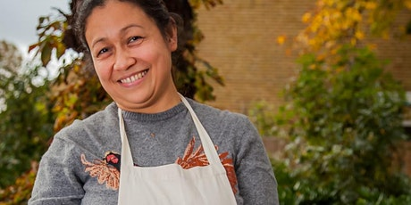 CANCELLED - Pescatarian Filipino cookery class with Tina tickets
