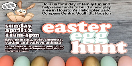 Easter Egg Hunt and Family Fun Day tickets