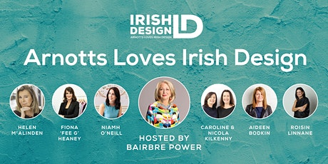 Arnotts Love Irish Design tickets