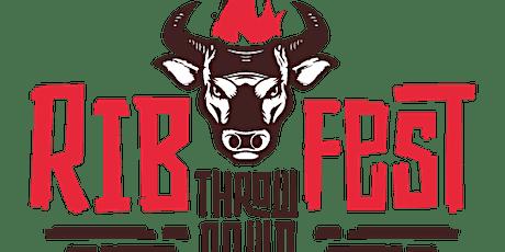 Rib Fest Throwdown - Postponed tickets