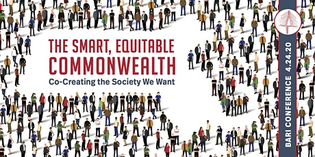 The Smart, Equitable Commonwealth: Co-Creating the Society We Want tickets