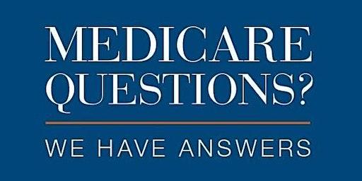 Medicare Turning 65 Workshops - March 25, 2020 @ 5:30pm