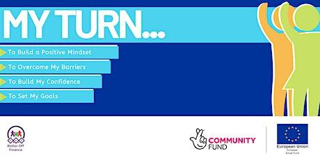 MY TURN - Confidence Building (Runcorn) tickets