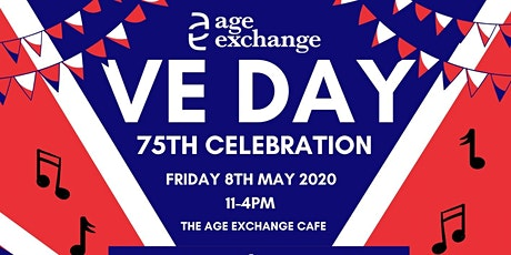 VE Day 75th Celebration Wartime Afternoon Tea tickets