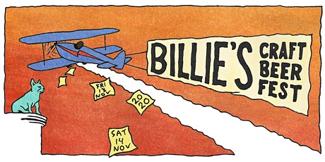 Billie's Craft Beer Fest 2020 billets