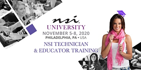 Nail Technician Educator & Ambassador Training tickets