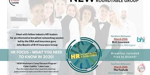DRA Member Round Table - South