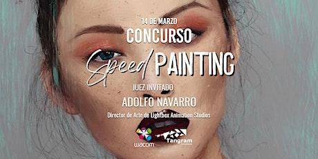 Speed Painting Lighbtox Academy 2020 entradas
