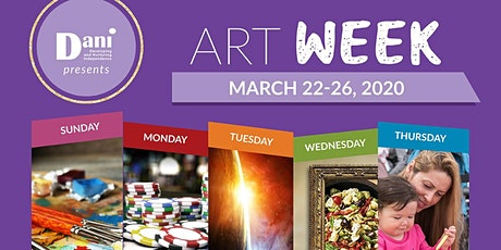 DANI Art Week tickets