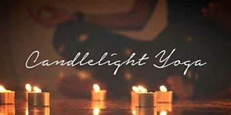 Candlelight Yoga - Welcome Spring at Counterweight on March  26th tickets