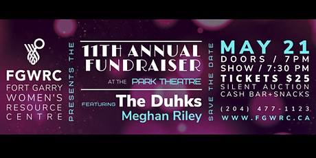 11th Annual Fundraiser - Presented by Fort Garry Women's Resource Centre tickets