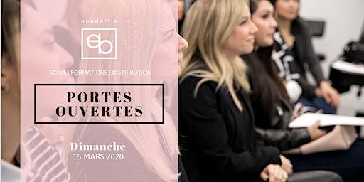 Portes ouvertes 2020 | Académie EB