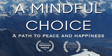 Filmavond 'A Mindful Choice' + Workshop tickets