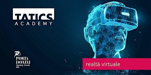 Realtà virtuale - workshop
