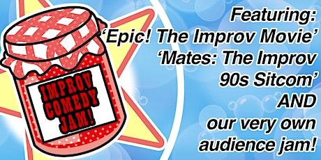 The Leeds Improv Comedy Jam (April) tickets