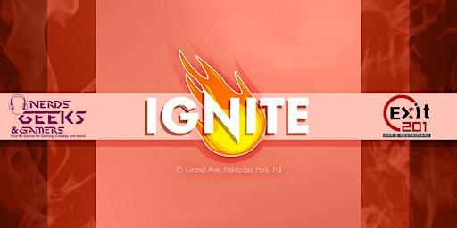 Ignite - A Super Smash Bros Ultimate Event in Pali