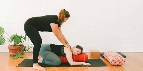 Yoga Rub Down, a Yoga & Massage Infused Class tickets