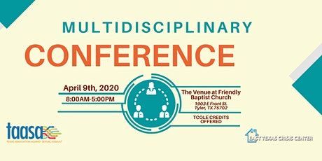 Multidisciplinary Conference - RESCHEDULED - TBD tickets