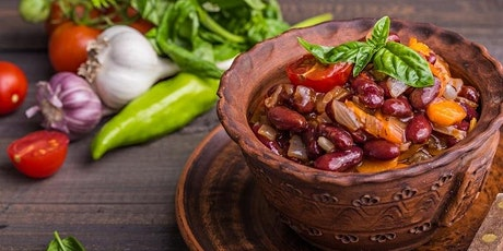 Meat Free Mexican Cooking (Postponed) tickets