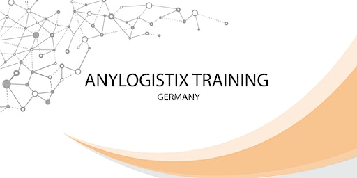 anyLogistix Software Training Course, Germany — April 27–29