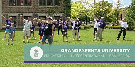 Grandparents University 2020 tickets