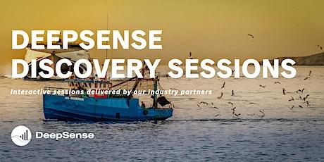 DeepSense Discovery Session - AIS DATA tickets