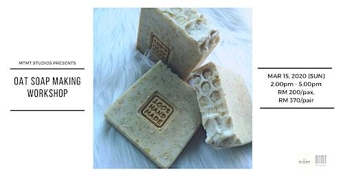 Oat Soap Making Workshop