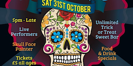 Halloween - Day of the Dead tickets